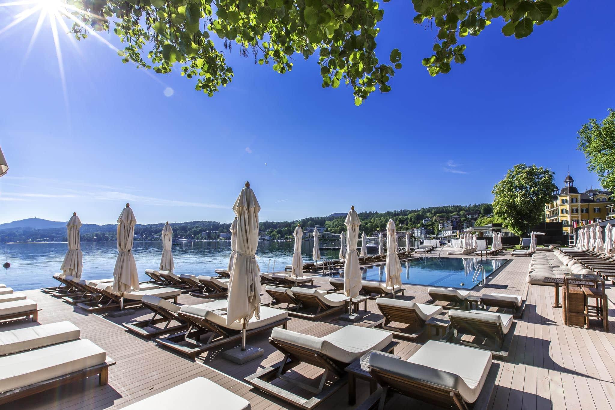 Beach Club Schloss Velden Residenzen